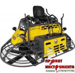 Аренда Двухроторная затирочная машина WACKER NEUSON CRT 48-35V бензиновый двигатель BRIGGS&STRATTON VANGUARD