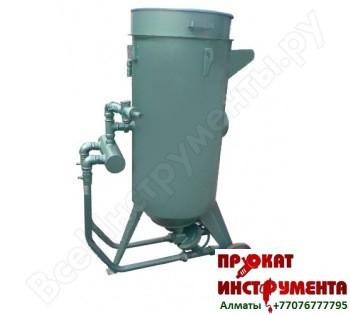 Аренда Пескоструйного аппарата ZITREK DSMG-250 015-1245