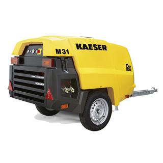 Дизельный компрессор KAESER М 31
