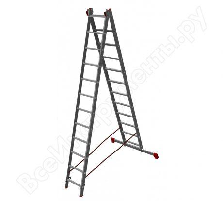 Двухсекционная лестница Новая Высота 2х12 604212