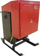 Трансформаторная подстанция для термообработки бетона и грунта КТПТО-80А-У1