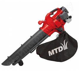 Бензиновая воздуходувка MTD BV 3000 в аренду