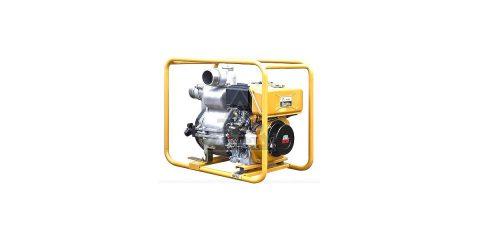 Дизельная мотопомпа ROBIN SUBARU PTD306T аренда