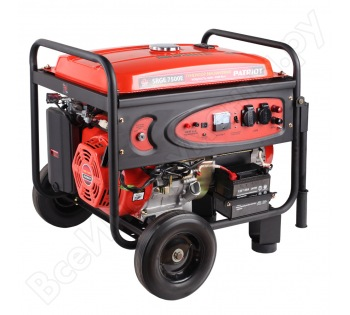 Бензиновый генератор Patriot SRGE 7500E Auto 474102890 на прокат