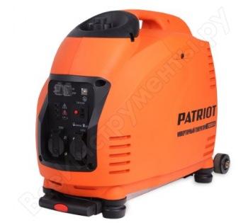 Инверторный генератор Patriot 3000il 474101046 на прокат