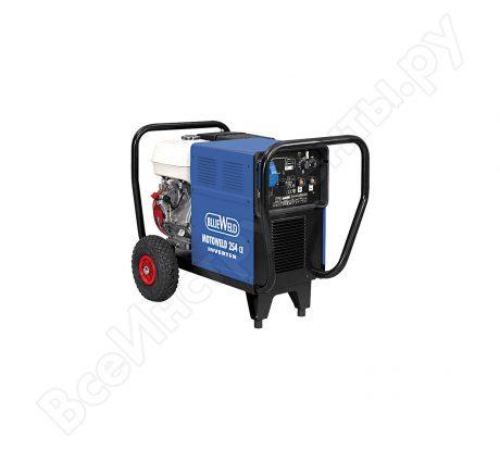 Сварочный инвертор с бензиновым генератором BlueWeld Motoweld 254 CE 815704