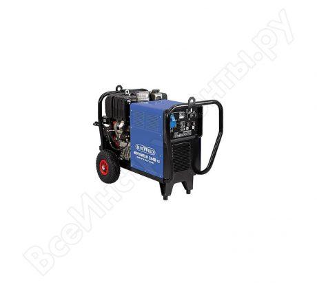 Сварочный инвертор с дизельным генератором BlueWeld Motoweld 264 DCE 815828 в аренду