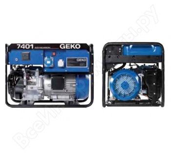 аренда Бензиновая электростанция GEKO 7401E-AAHHBA