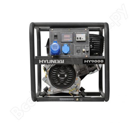 Бензиновый генератор Hyundai HY9000 на прокат