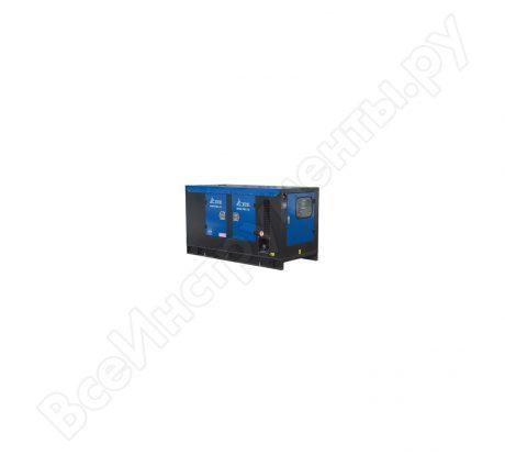 Дизельная электростанция в кожухе ТСС ДГУ АД-10С-Т400-1РПМ13 Lester ПЖД 111923 на прокат