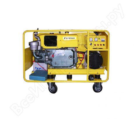 Дизельный генератор CHAMPION DG8 на прокат