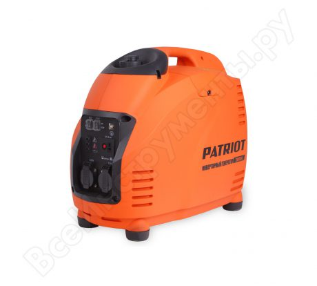 Инверторный генератор Patriot 3000i 474101045 в аренду