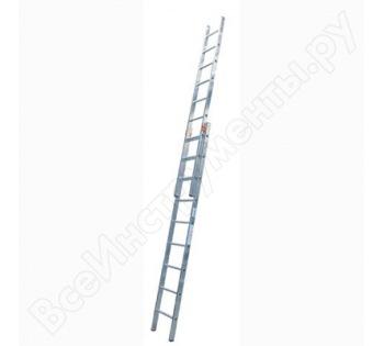 Выдвижная лестница Krause FABILO 2х18 перекладин 121394 в аренду