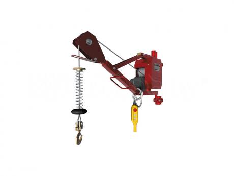 Электрический кран-тельфер СОРОКИН 4.722 (20.360) 200 кг, 30 м на прокат