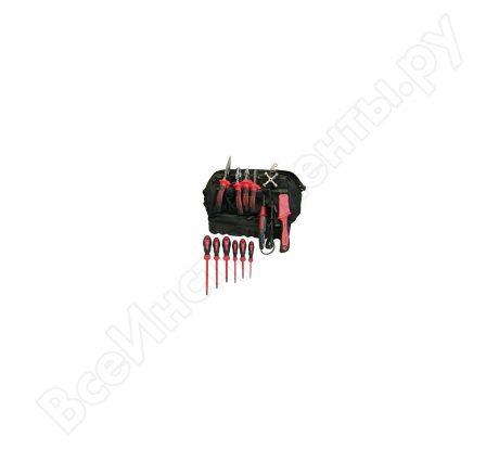 Набор инструментов VDE Tool Bag 1000V HAUPA 220510 на прокат