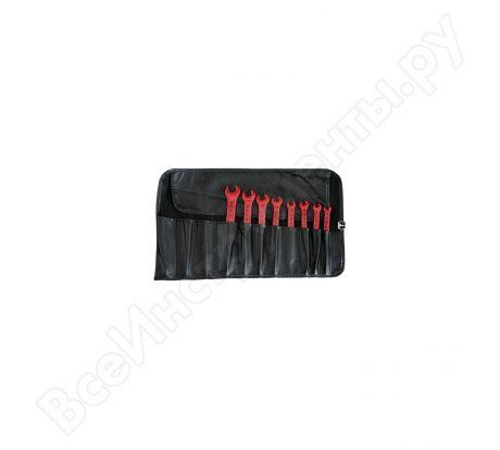 Набор ключей с одним зевом VDE в мягкой сумке HAUPA 220017 на прокат