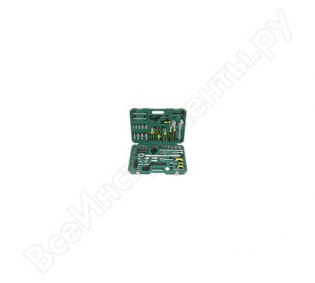 Общефункциональный набор инструмента 125 шт Арсенал Механик 8086370 на прокат