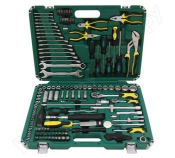 Общефункциональный набор инструмента + арматурные работы 144 шт Арсенал 8086340 на прокат