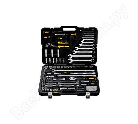 Универсальный набор инструментов 118 предметов Berger BG BG118-1214 на прокат