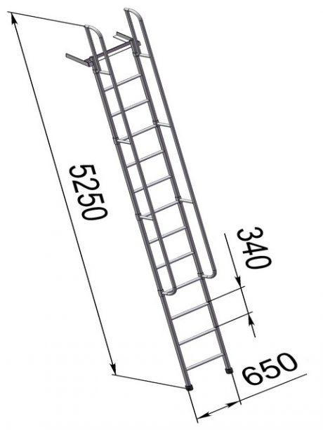 лестница аренда