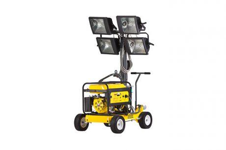 Осветительная вышка WACKER NEUSON ML-440 на прокат