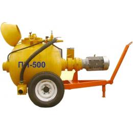 Пневмонагнетатель ПН-500К на прокат