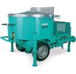 Растворосмеситель IMER MIX 750 (бензиновый привод HONDA) на прокат