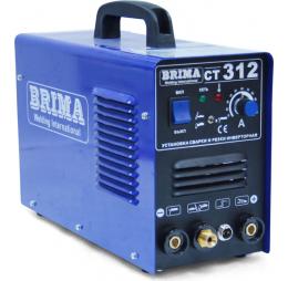 Сварочный инвертор BRIMA СТ 312 аргонно-дуговой сварки и плазменной резки на прокат