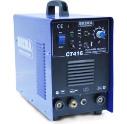 Сварочный инвертор BRIMA СТ 416 аргонно-дуговой сварки и плазменной резки на прокат