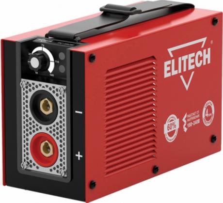 Сварочный инвертор ELITECH ИС 160М на прокат