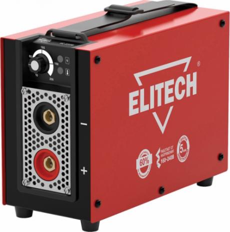 Сварочный инвертор ELITECH ИС 220М на прокат