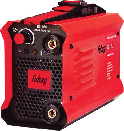 Сварочный инвертор FUBAG IQ160 на прокат