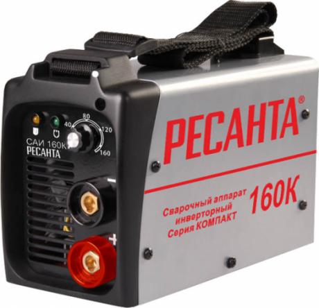 Сварочный инвертор РЕСАНТА САИ 160 К на прокат