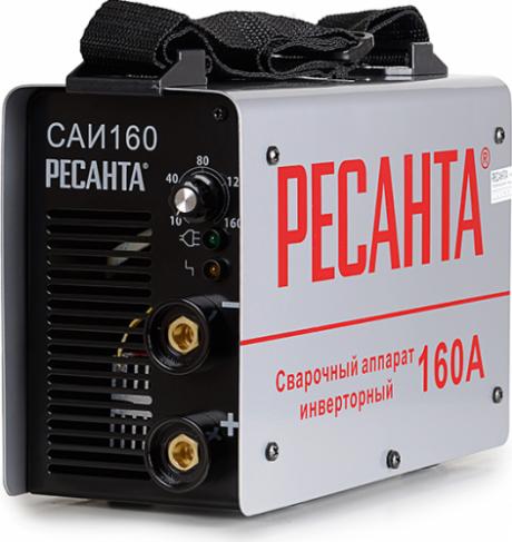 Сварочный инвертор РЕСАНТА САИ 160 в аренду