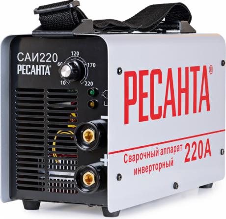 Сварочный инвертор РЕСАНТА САИ 220 на прокат