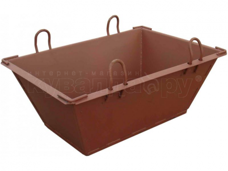 Ящик для раствора ТР — 0,5 2,5 мм на прокат