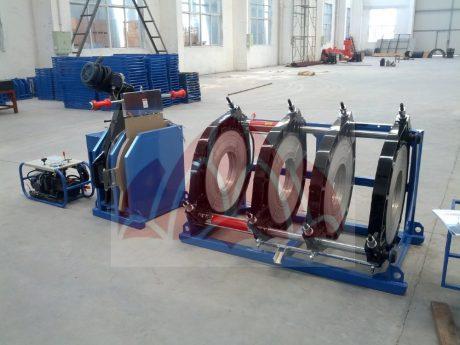 Аппарат для сварки полиэтиленовых труб встык RD 630 315