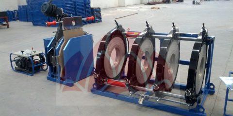 Аппарат для сварки полиэтиленовых труб встык RD 630/315 в прокат