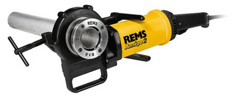 Электрический резьбонарезной клупп REMS Амиго 2 на прокат