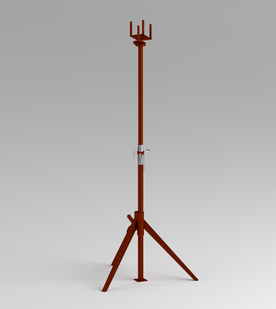 телескопические стойки