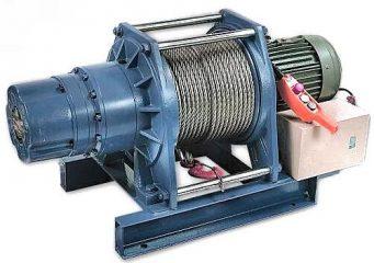 Аренда электрическая лебедка ТОР KCD 11405101