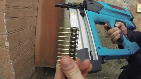 Аренда газовый монтажный пистолет TOUA GSN 40A