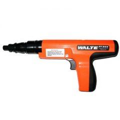 Арендамонтажный пороховой пистолет для дюбель-гвоздей WALTE