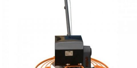 Аренда машина для полировки бетона GROST ZME-1000