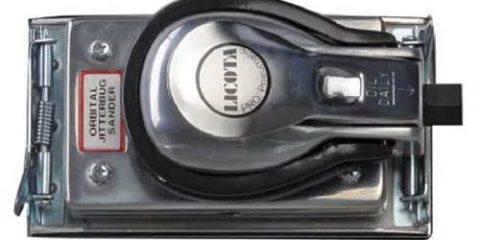Аренда полировальная машинка пневматическая Licota PAS-20006