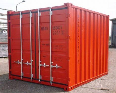 Аренда контейнера 10 тонн
