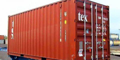 Аренда контейнера 20 тонн