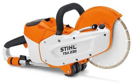 Арендааккумуляторный бензорез stihlTSA 230