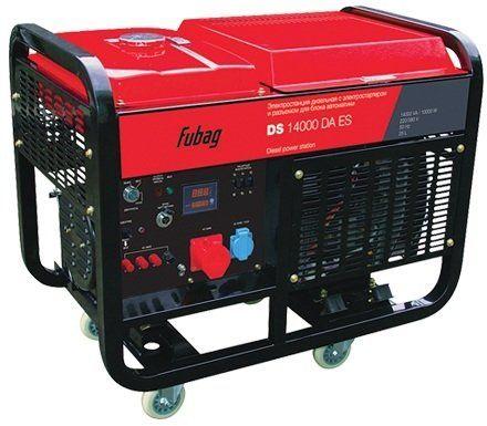 Арендадизельная электростанция FUBAG DS 15000 DA ES