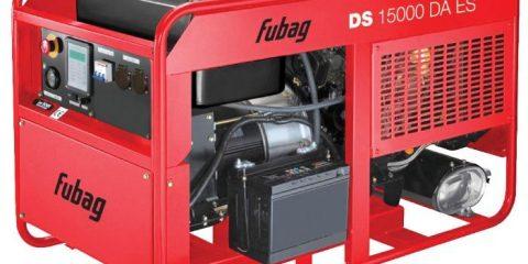 Арендадизельная электростанция Fubag DS 7000 DA ES
